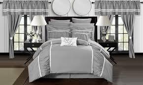 24 Piece Comforter Set Queen Comforters Deals U0026 Coupons Groupon