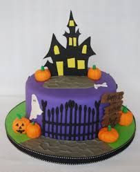 Halloween Haunted House Cake Birthdays U2013 Girls Cakes By Marnie Page 4