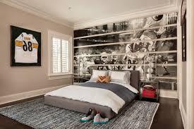 sports teen boy bedroom interior decoration with teens room sleep