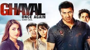 ghayal once again full movie review sunny deol soha ali khan