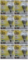 feit electric 65 watt br30 dimmable flood led light bulbs 8 pack