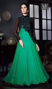 green wedding dresses buy new bridal anarkali salwar suit indian
