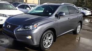 lexus certified pre owned ny pre owned grey 2013 lexus rx 350 awd ultra premium pckg 1 review