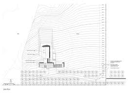 House Site Plan by Gallery Of Sebastopol Barn House Anderson Anderson Architecture 12