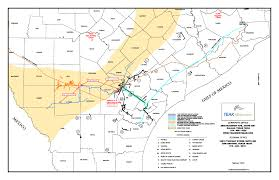 Map Of Underground Pipelines In Usa by Teak Midstream To Build Processing Plant And Pipelines In South Texas