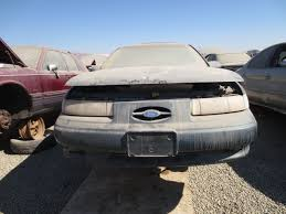 junkyard find 1993 ford taurus sho the truth about cars