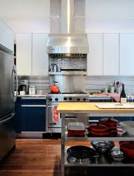 kitchens with stainless steel backsplash how to make the most of stainless steel backsplashes