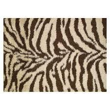 Zebra Rug Pottery Barn by Zebra Print Rug Hand Tufted Jungle Animal Print Wool Area Rug