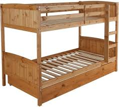 Buy HOME Detachable Bunk Bed With Elliott Mattress Pine At Argos - Pine bunk bed