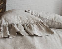 Shabby Chic Pillow Shams by Shabby Chic Shams Etsy