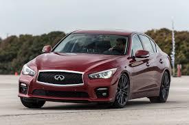 lexus isf vs infiniti q50 2016 infiniti q50s red sport review automobile magazine