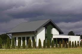 passive house buildings
