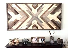 reclaimed wood wall large wall arts rustic wood wall decor rustic wood iron wall