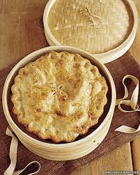 how to make a turkey pot pie with thanksgiving leftovers savory pie and tart recipes martha stewart