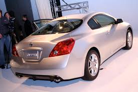 nissan altima 2015 manual la auto show 2008 nissan altima coupe the poor man u0027s g35 autoblog