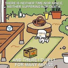 Meme Neko - li st the best neko atsume nihilist memes by elena serenity5x5
