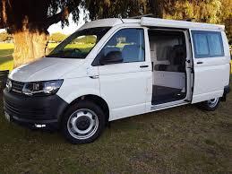 vw minivan camper vw transporter t6dove camper conversions