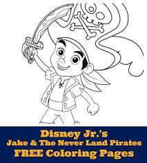 yo ho u0027s jake land pirates free coloring