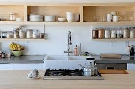 Kitchen Open Shelving Ideas Innovative Kitchen Shelf Ideas 26 Kitchen Open Shelves Ideas