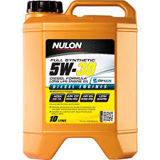 nulon full synthetic long life diesel engine oil 5w 30 10 litre