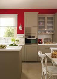 cuisine noir et rouge cuisine rouge et grise qui incarne l u0027idée d u0027une vie moderne