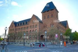 bureau de poste gare de l est edition de metz ville metz la grande poste de la gare ferme et