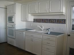 White Kitchen Tile Backsplash Kitchen Dazzling Kitchen Design With Cream Kitchen Wall Tile
