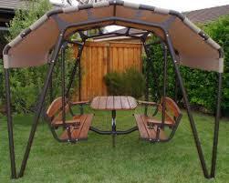 Backyard Swing Set Ideas by Best 25 Patio Swing Set Ideas On Pinterest Outdoor Swing Sets