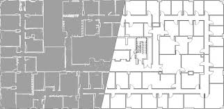 as built floor plans mapterior