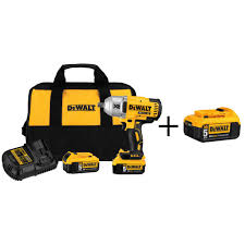 dewalt 20 volt max xr lithium ion 1 2 in cordless impact wrench