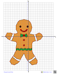thanksgiving coordinate graphing picture worksheets graphing