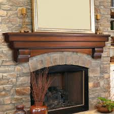 image popular fireplace mantel shelves ideas with stone shiplap