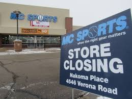 halloween city manitowoc mc sports to close in madison madison wisconsin business news