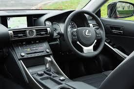 lexus rc 200t uk interior lexus is 200t uk spec xe30 u00272015 u201316