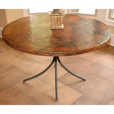 Copper Dining Room Tables by Copper Top Dining Table Beautiful Pictures Photos Of Remodeling