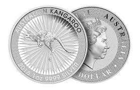 buy 1 oz silver kangaroo coins buy silver coins kitco
