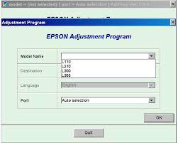 reset printer l210 manual epson l110 l210 l300 l355 euro cis ver 1 0 0 service