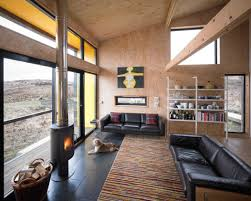 Eco House Designs And Floor Plans by Fiscavaig The Hen House Rural Design Architects Isle Of Skye