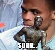 Russell Meme - russell westbrook has no idea what a meme is complex