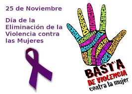 día de lucha contra la violencia de género