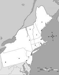 map us northeast us map northeast region northeast thempfa org