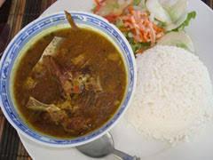 cuisiner le cabri recette cabri en colombo et sa sauce à la créole