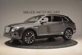 bentley suv 2017 168 bentley for sale on jamesedition