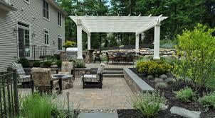 backyard landscape sparta nj clc landscape design