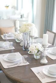 dining room table setting home design