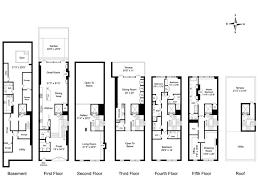 Townhouse Floor Plan Luxury 162 East 92nd Street New York Ny 10128 Sotheby U0027s International