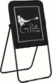 casey powell signature edition lacrosse wall rebounder by