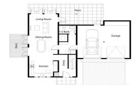 simple house floor plan 16 simple open floor house plans carport house floor plan design