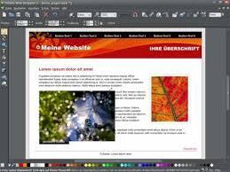 magix web designer 6 tutorial magix web designer 6 kurzanleitung de