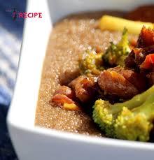 amarante cuisine polenta d amarante avec haricots et légumes sautés miss recipe